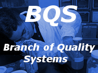 Branch of Quality Systems Logo